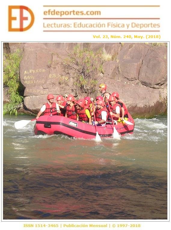 Rafting en el Río Atuel, San Rafael, Mendoza, Argentina